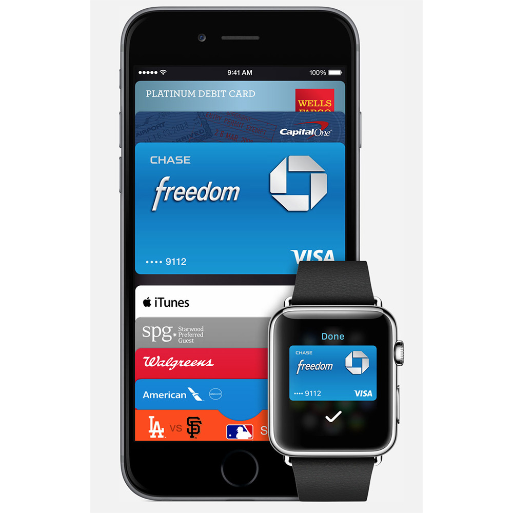 Apple's new mobile payment system for iPhone 6 and Apple Watch: Apple Pay