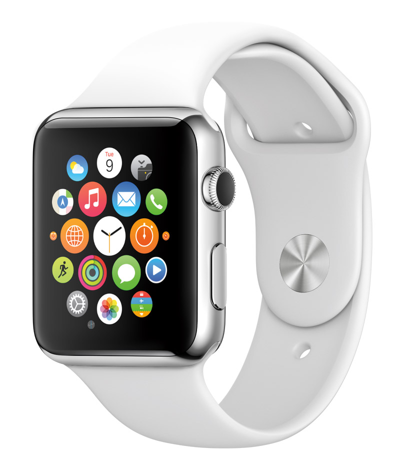 Apple Watch in stores on April 10, shipping on April 24