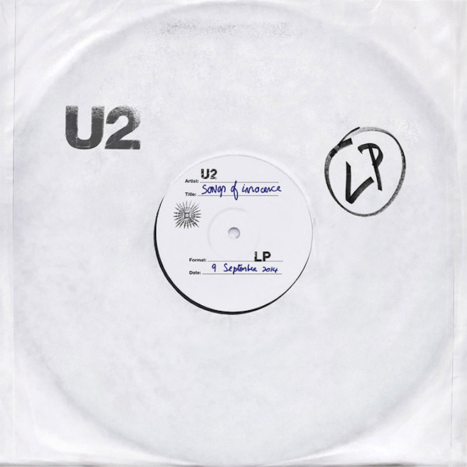 U2 - Songs of Innocence