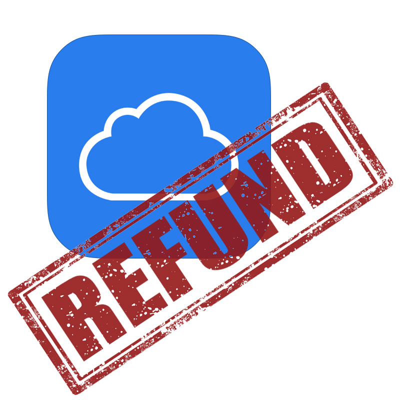 Apple refunds price plan difference to iCloud subscribers