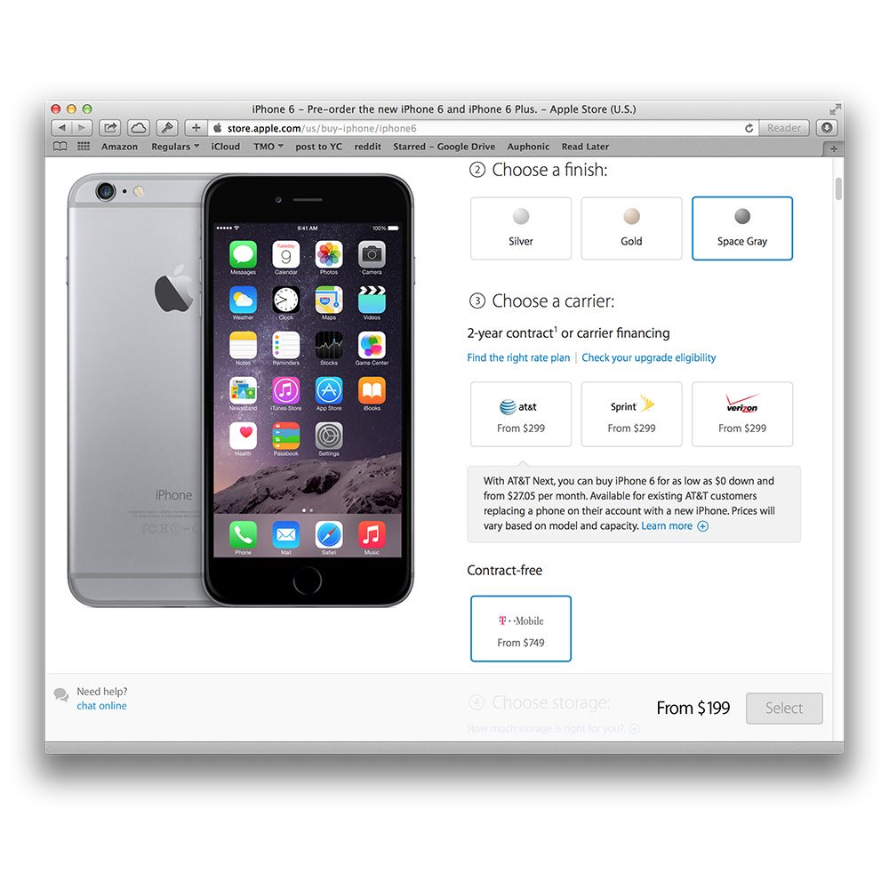 T-Mobile finally gets in on iPhone 6 pre-orders