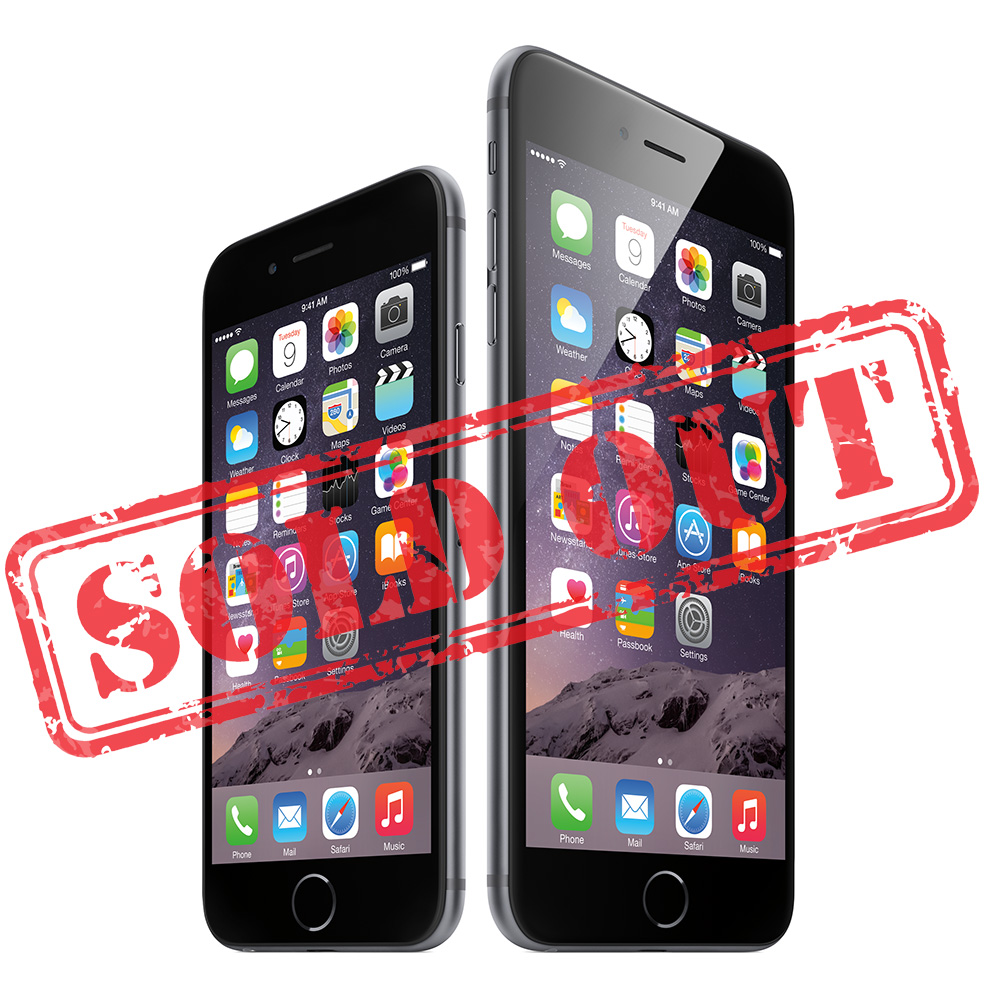 iPhone 6 pre-orders hit record numbers in first day