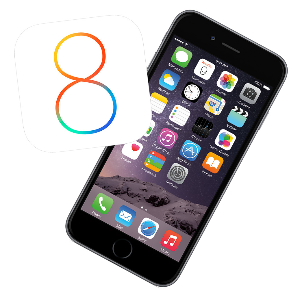 iOS 8 is out with new features, and more to come