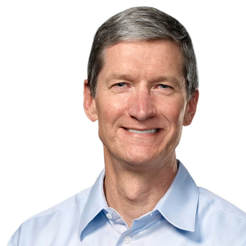 Apple CEO Tim Cook supporting human rights through Charitybuzz auction