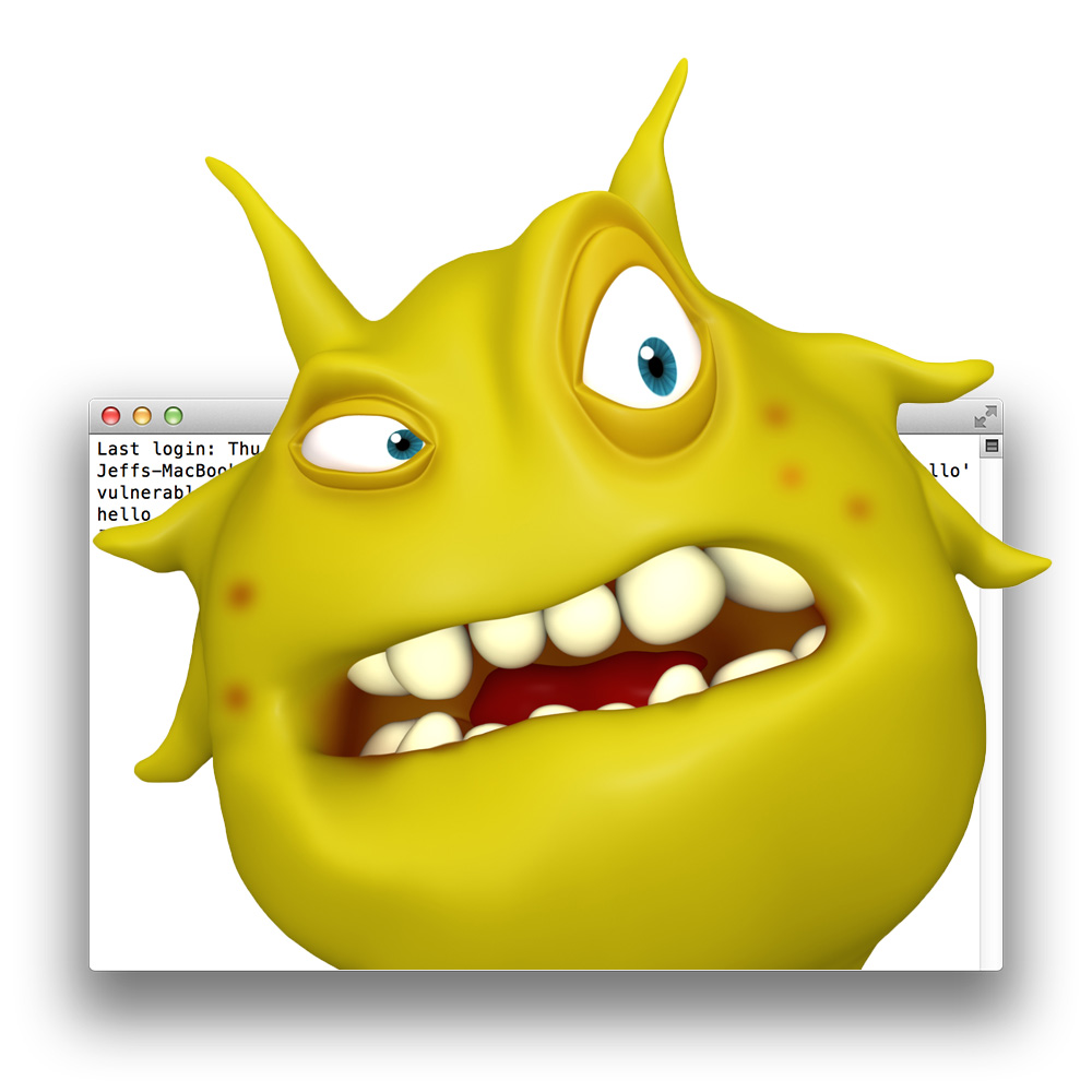 Bash's Shellshock flaw poses big security threat for Macs and other Linux systems