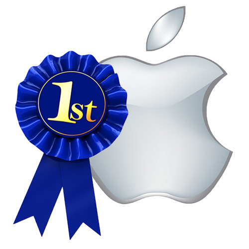 Interbrand ranks Apple as the world's top brand again