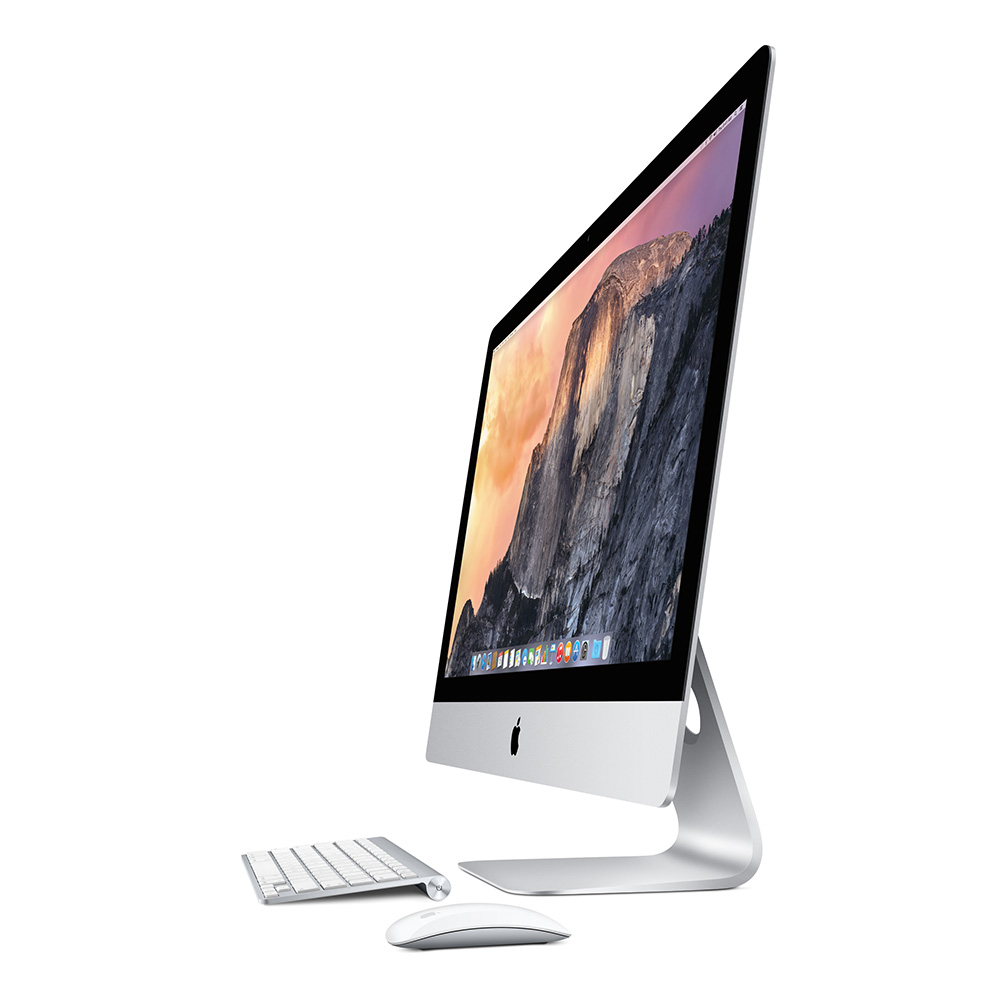 Apple Introduces iMac with 5 k