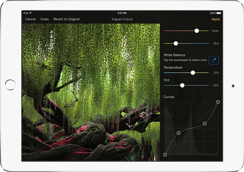 Pixelmator comes to the iPad