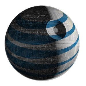 AT&T says it can throttle wireless data