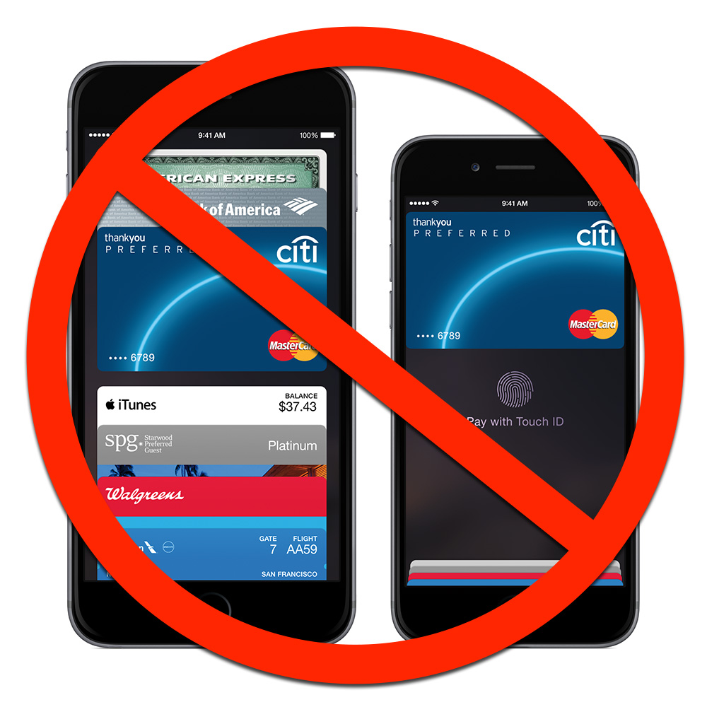 CVS says it can't take Apple Pay or Google Wallet payments