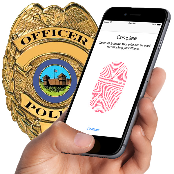 Virginia Judge rules Touch ID doesn't fall under Fifth Amendment self incrimination protection
