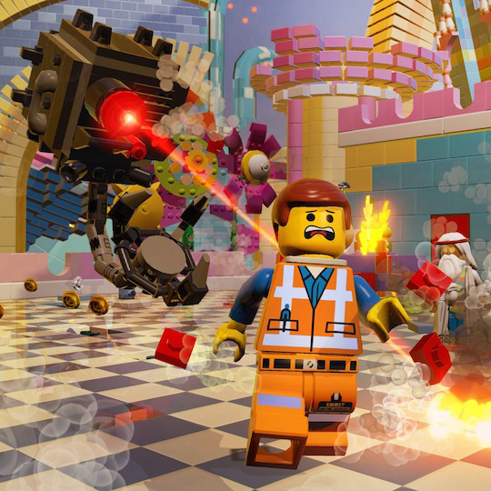 Everything is Awesome: LEGO Movie Game comes to the Mac