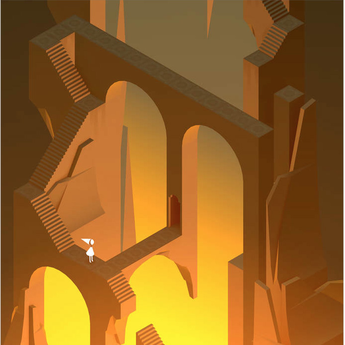 Monument Valley Update Brings 8 New Chapters to iPhone and iPad