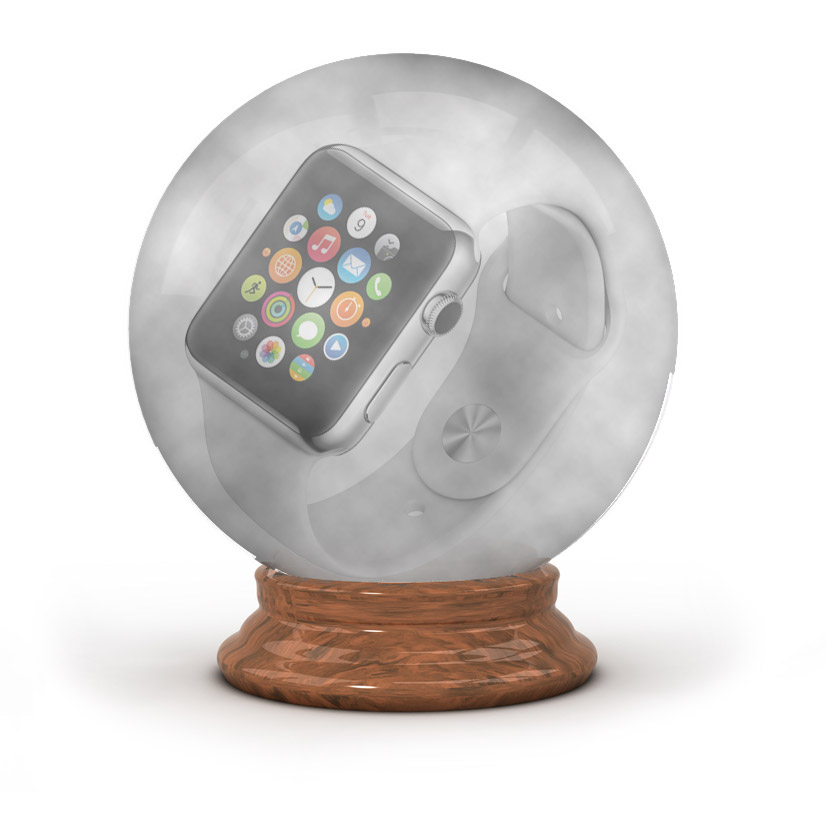 The Apple Watch Crystal Ball