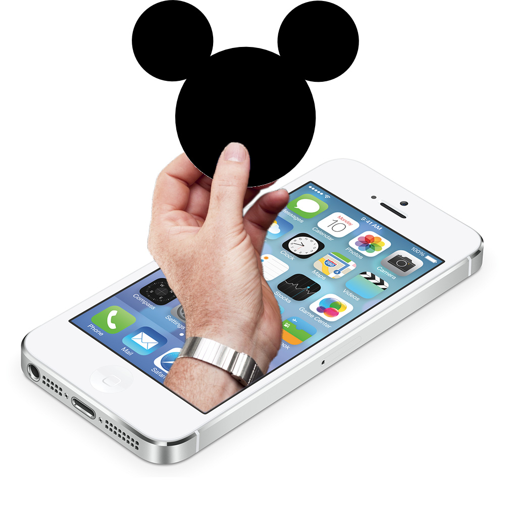 Disney World to launch Apple Pay support on December 24