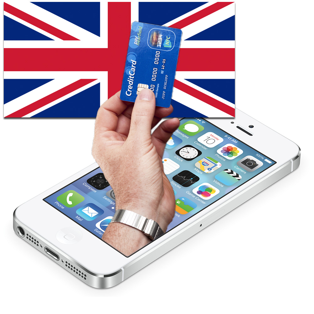 UK Banks negotiating to bring Apple Pay to the country in 2015