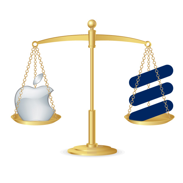 Apple and Ericsson can't agree on patent licensing terms