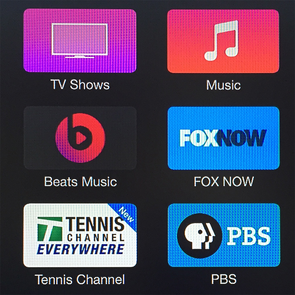 Apple TV adds Tennis Channel Everywhere