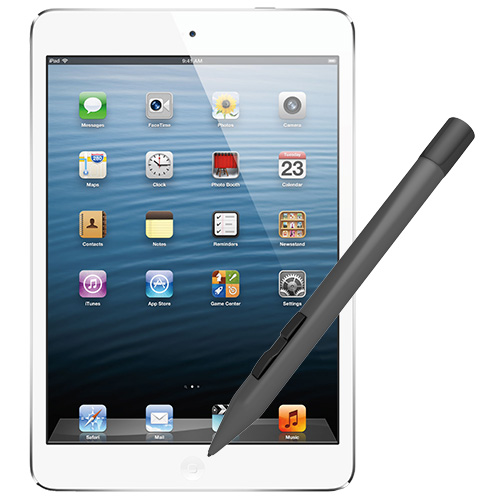 Is the iPad getting a stylus? Maybe.