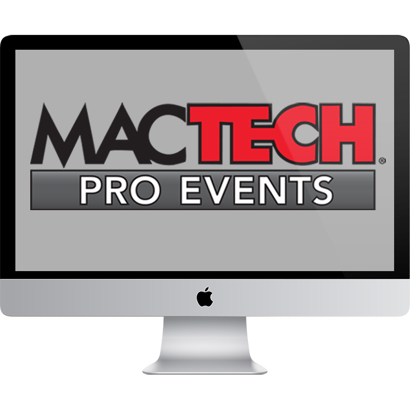 MacTech Pro is coming to a city near you