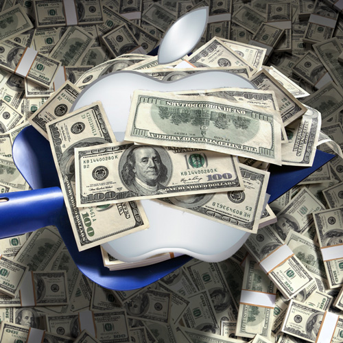 Many Things Less Valuable Than Apple