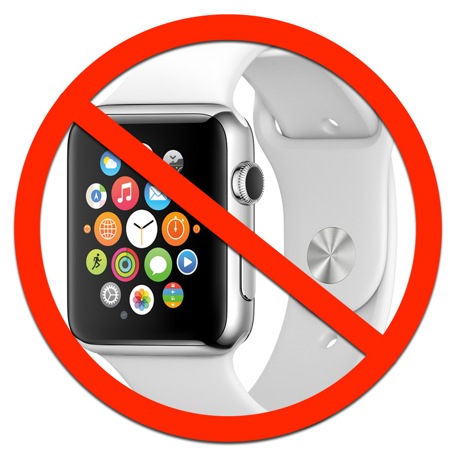 Thanks To Apple Watch Some Schools Ban Smartwatches The