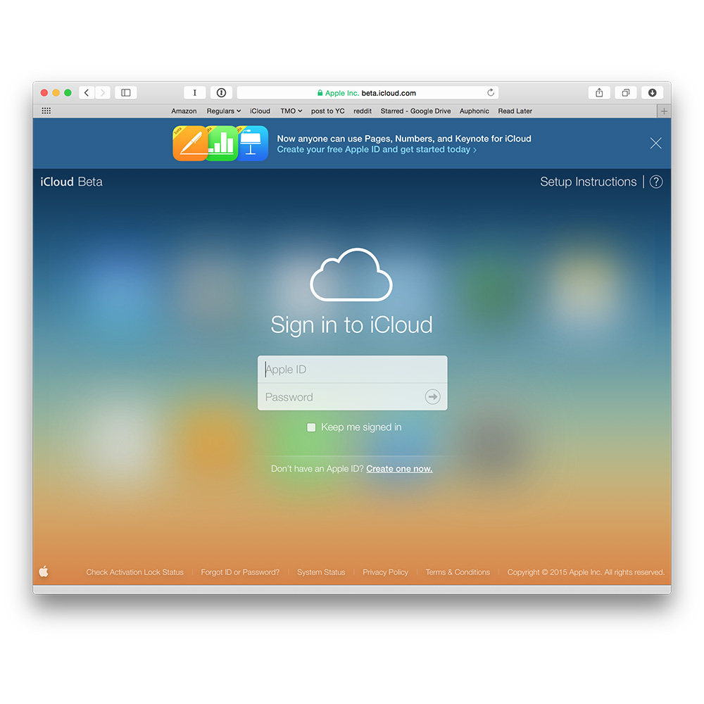 Apple Opens iWork for iCloud Beta to all Apple IDs, Including