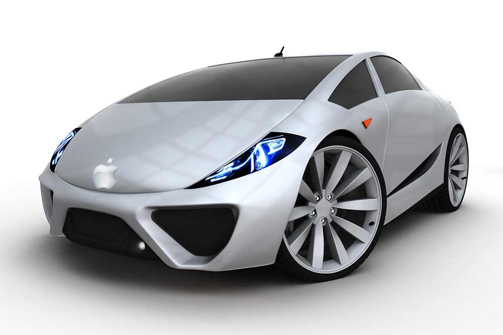 Apple's iCar