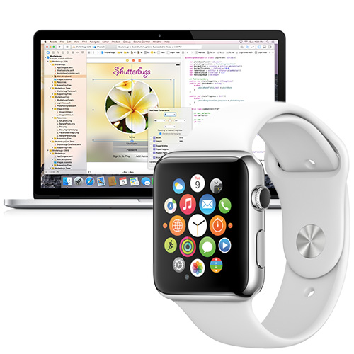 Xcode 6.2 with Apple Watch support now available