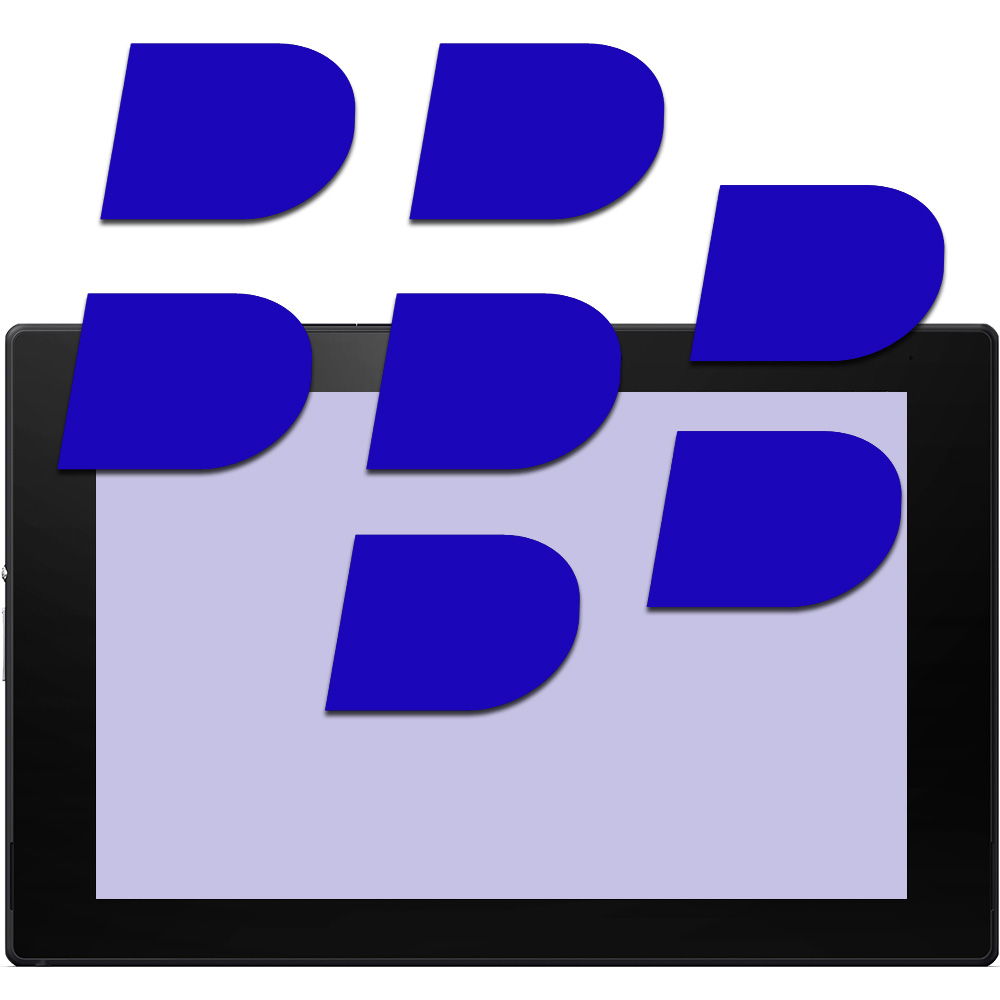 Blackberry thinks it's Secutablet has a shot in the tablet market