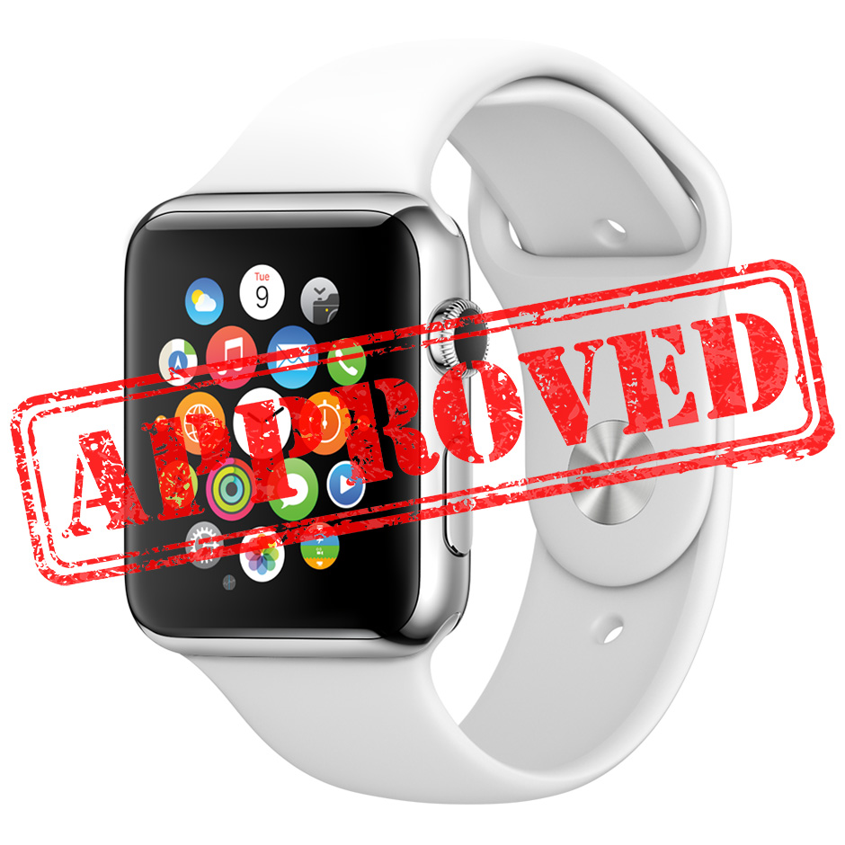 Apple Watch gets FCC approval, OK for sale in the U.S.