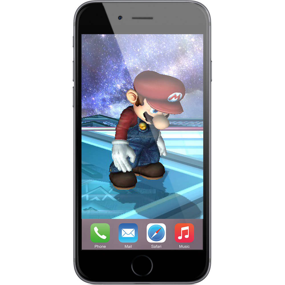 That Mario game you really want on your iPhone? Don't expect to see it.
