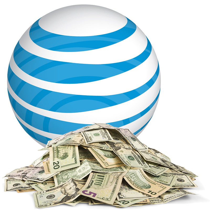 AT&T uses reclassification to get back millions in carrier fees