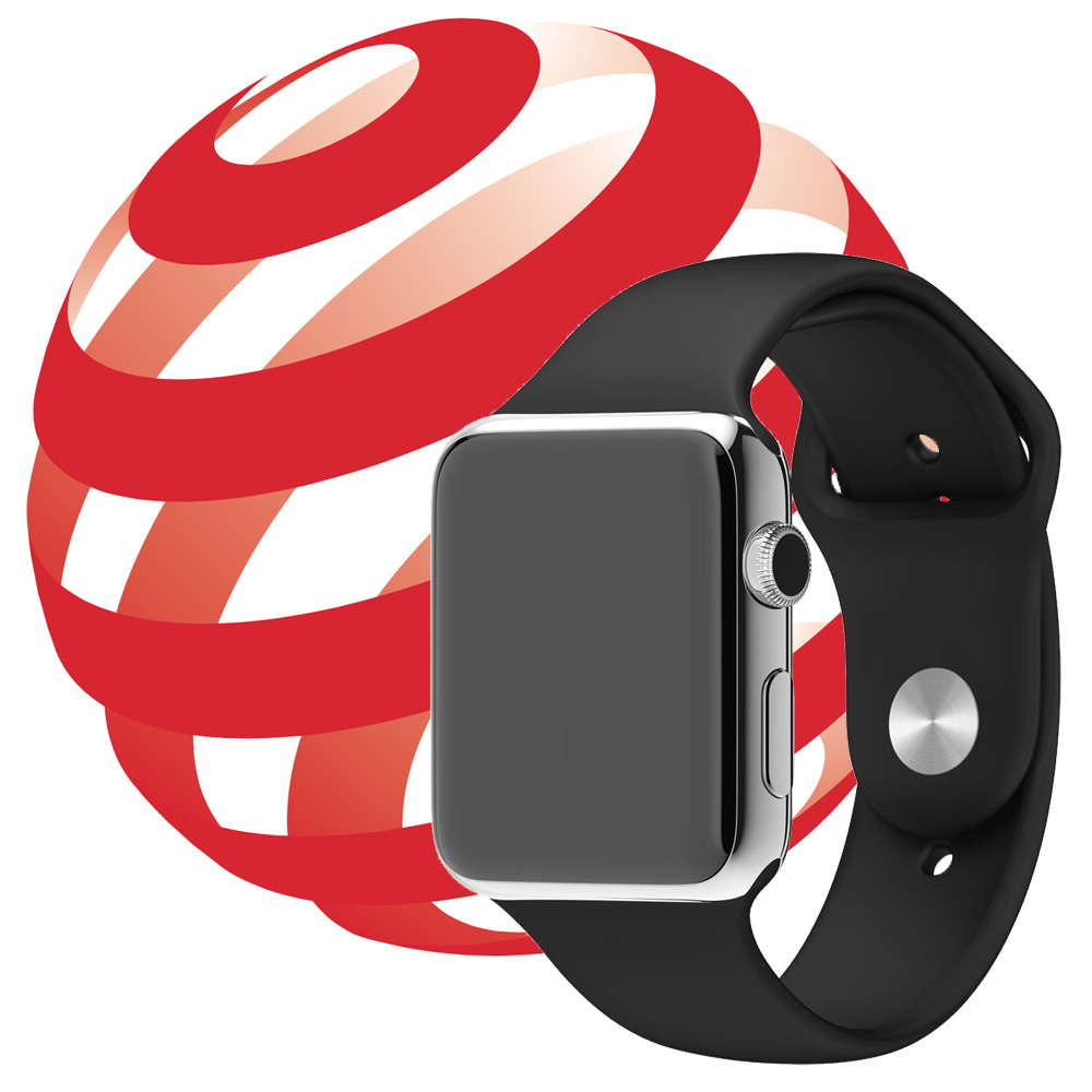 apple watch gets a red dot best of the best award for 2015 the mac observer. Black Bedroom Furniture Sets. Home Design Ideas