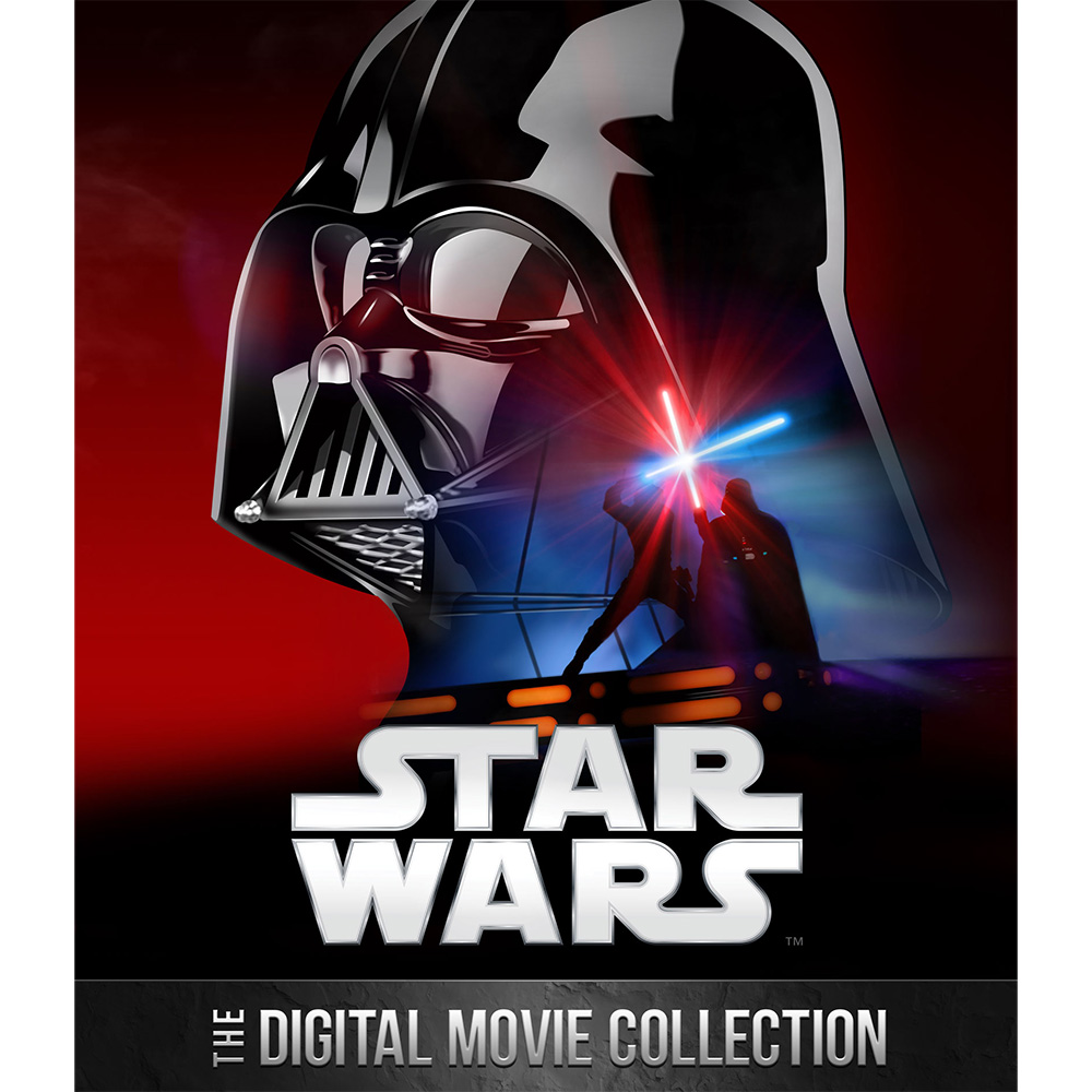 Star Wars is finally going digital