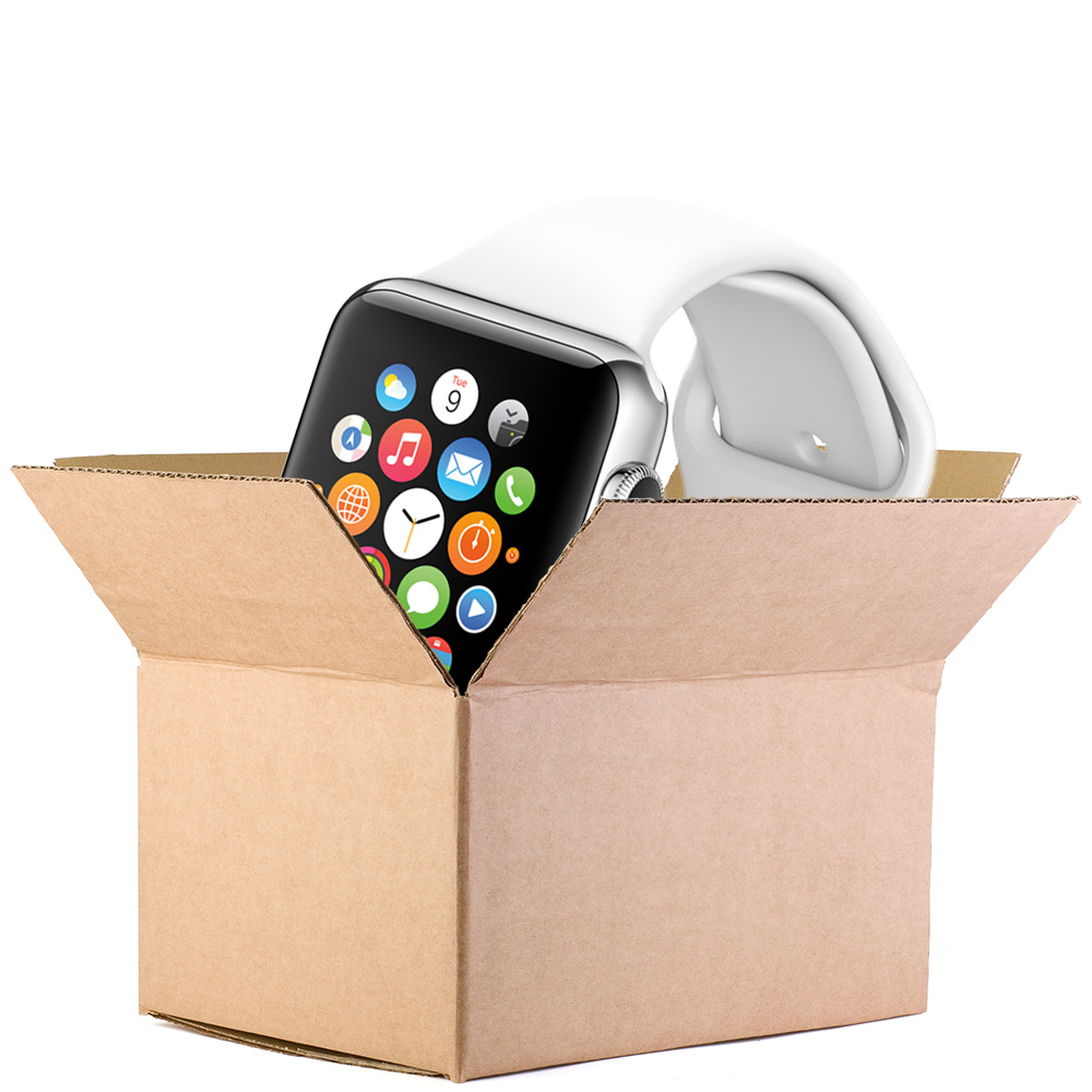 Apple Watch will be in select high end retail stores April 24