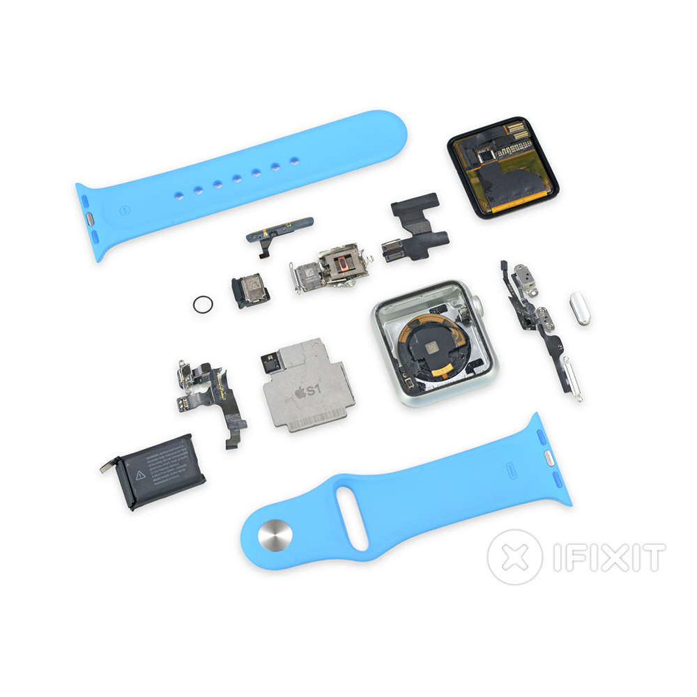 Apple packs a lot inside Apple Watch, but upgradability isn't there