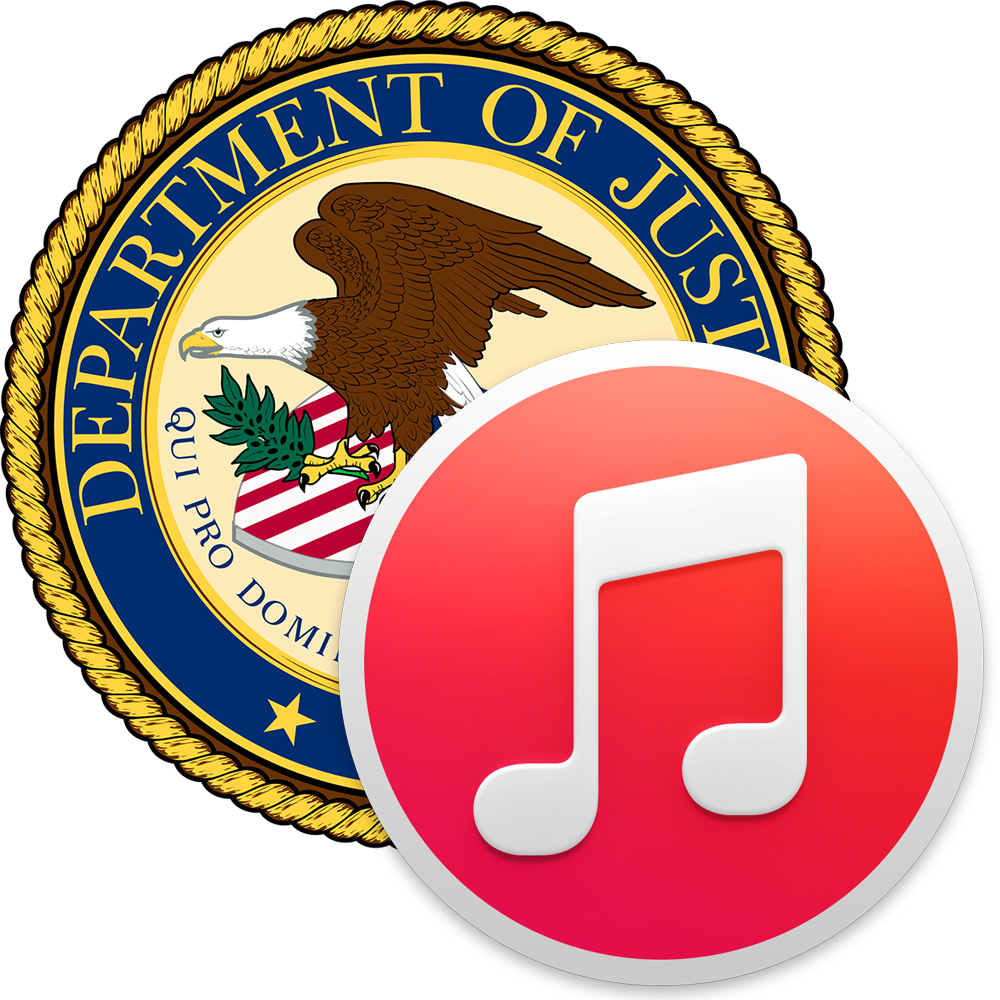 DOJ Apple deals in rumored streaming music service launch