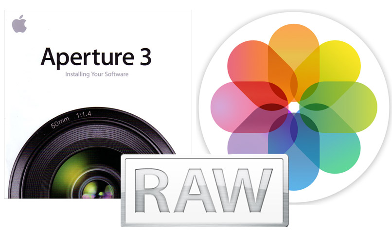 Apple Adds RAW Support for 5 New Cameras from DxO, Panasonic, and