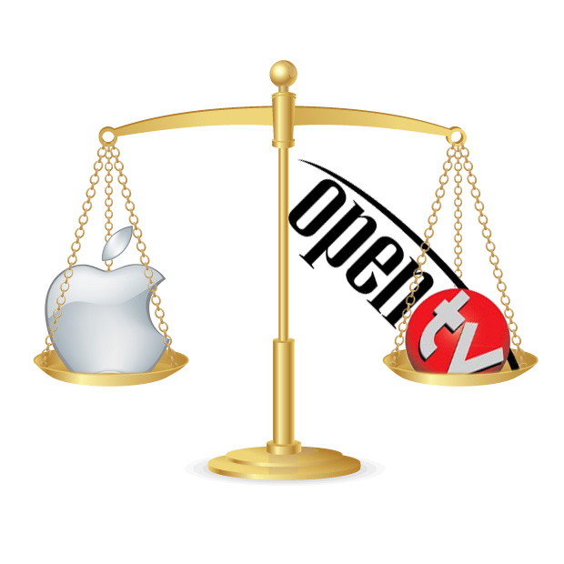 OpenTV says Apple's video streaming infringes on its patents