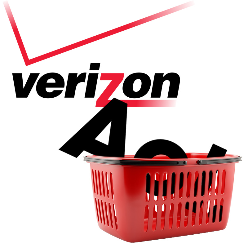 Verizon completes AOL purchase
