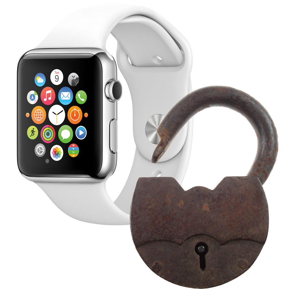 Apple Watch security isn't the disaster the media claims