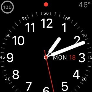 What Are All Those Icons At The Top Of The Apple Watch