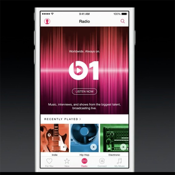 Apple Music set to launch later in June
