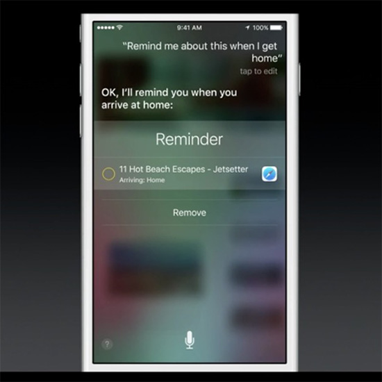 iOS 9 has big improvements for Siri, power management, more