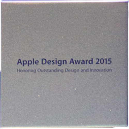 Apple Design Awards for 2015