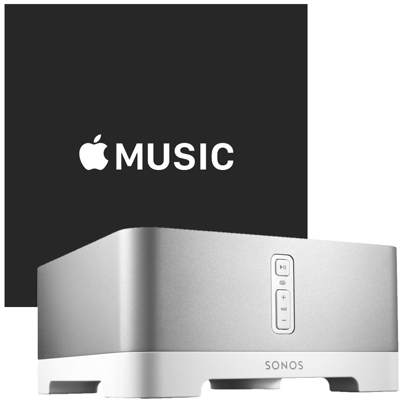 Sonos to get Apple Music support by the end of the year