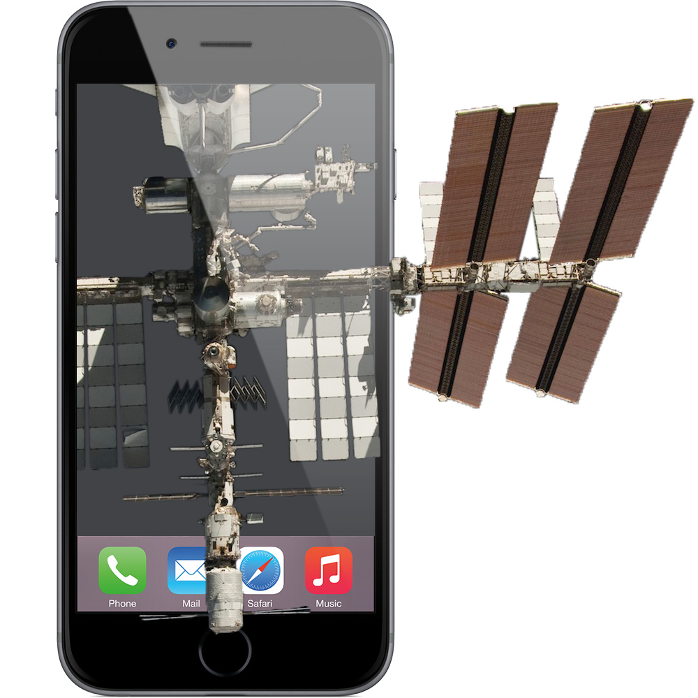 Track the International Space Station from your iPhone with these apps