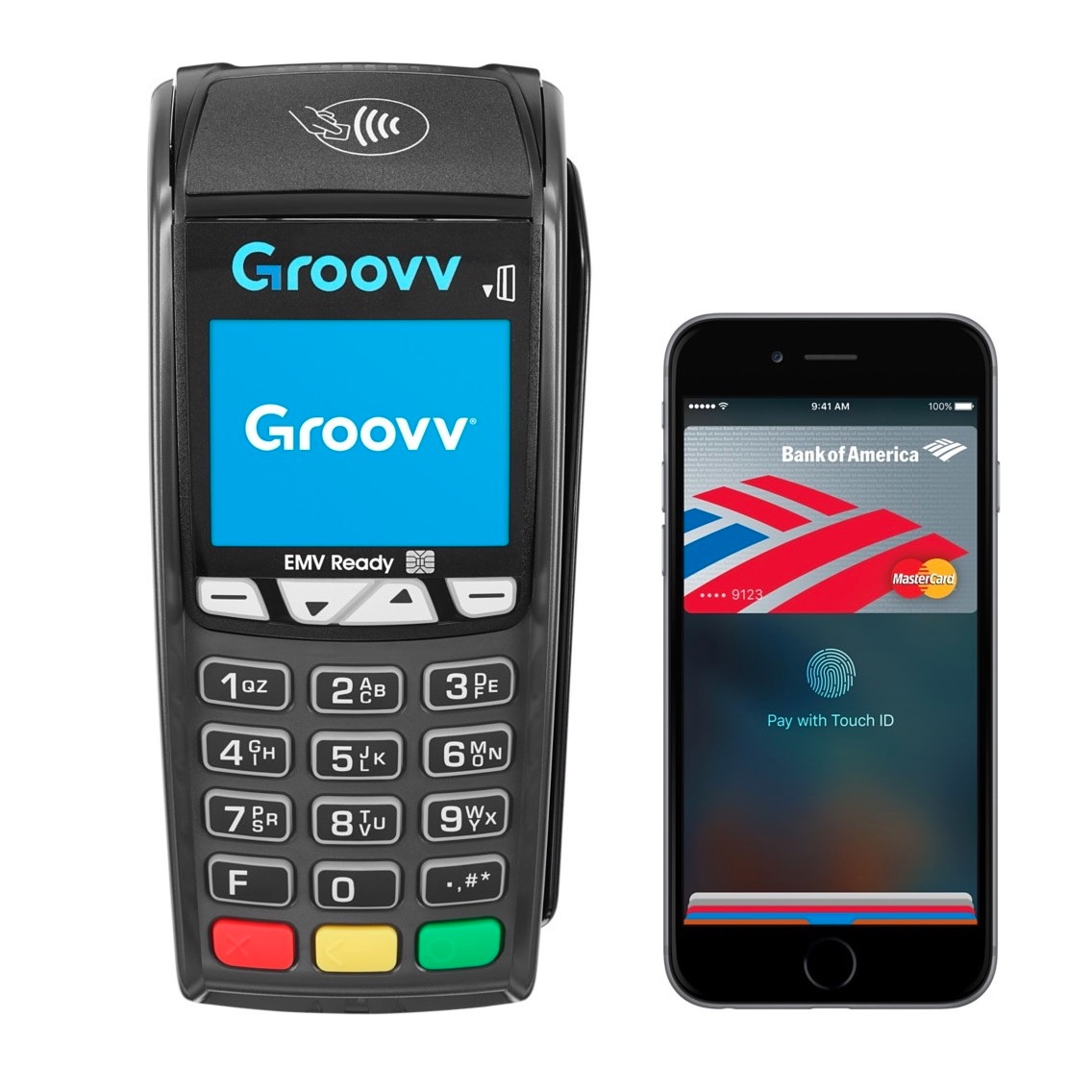 Groovv Makes Apple Pay For Small Business Easy And