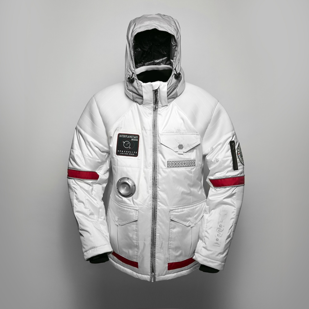 Spacelife Jacket Inspired by Astronaut Spacesuit